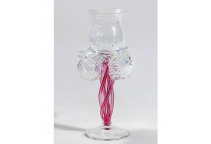 TDF4 Red whine glass